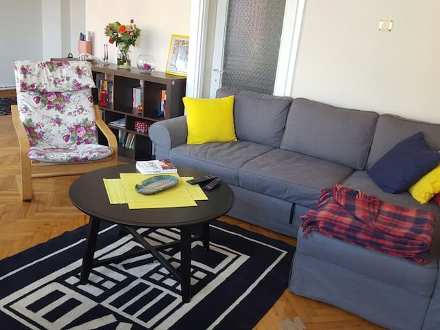 Room In Uskudar Close to Ferry - Üsküdar - Apartament