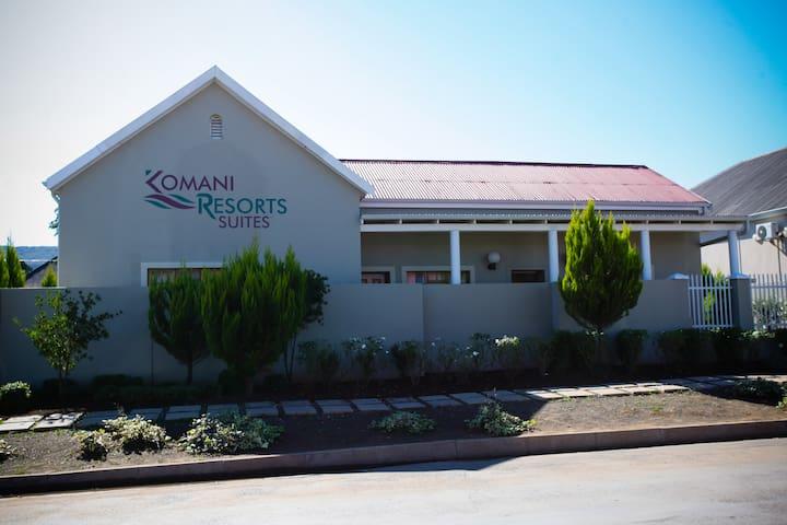 Komani Resorts Hotel, Queenstown, Eastern cape, ZA