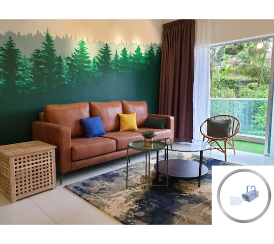 Forest Nest Home Stay Cameron Highland (Sanitized)
