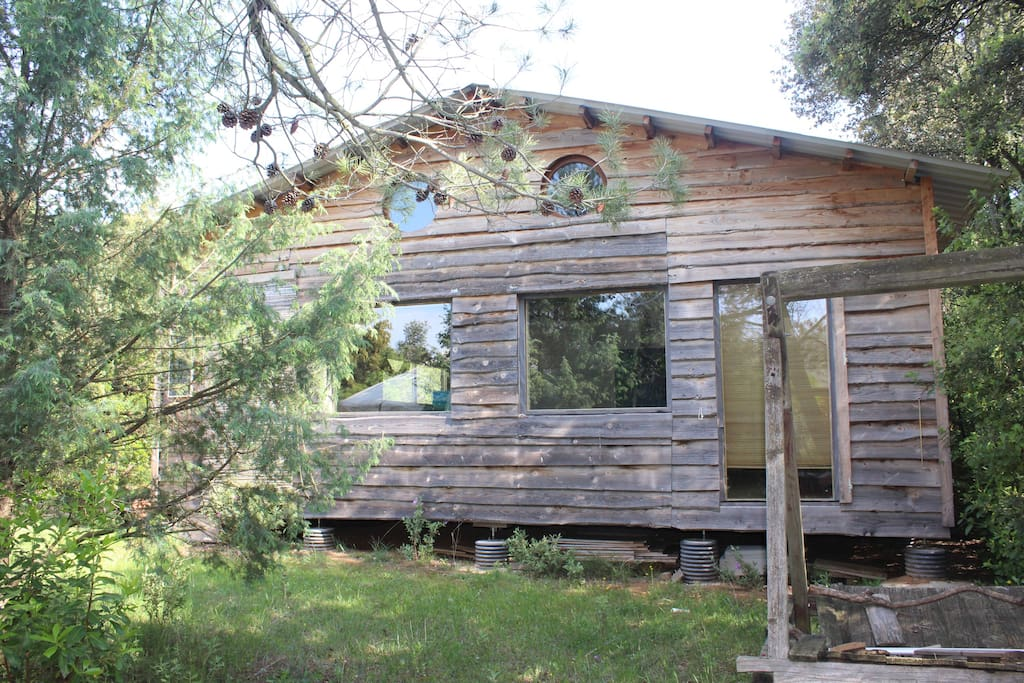 La grande cabane