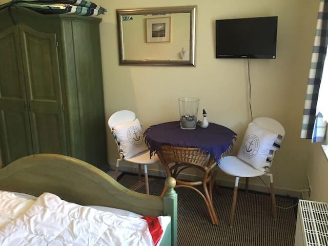 Gemütliches 1 Zimmerapartment - Prerow - Casa