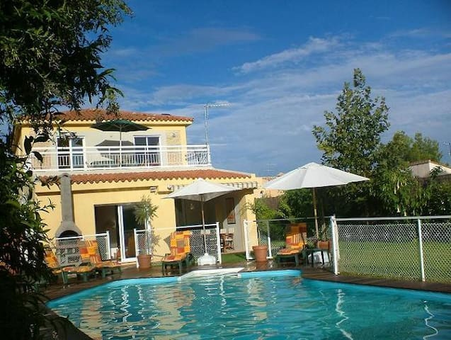 Villa 12 Persons Large Swimming Pool Very Comfort - L'Eliana - Loma-asunto