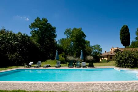 Tipica casa colonica Toscana - Provincia di Pisa - Andere
