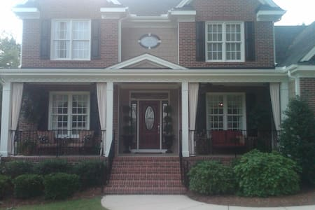 Close to Raleigh Convention Ctr, Downtpwn Raleigh - Garner - Casa