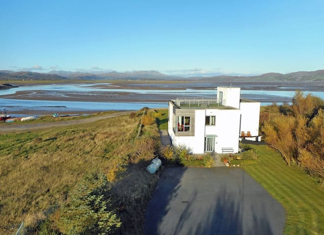 Cumbria,Lakeland & Duddon Estuary 3 - Milom - House