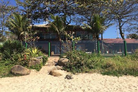 Disfruta de una casa Frente ao Mar - Florianópolis - House