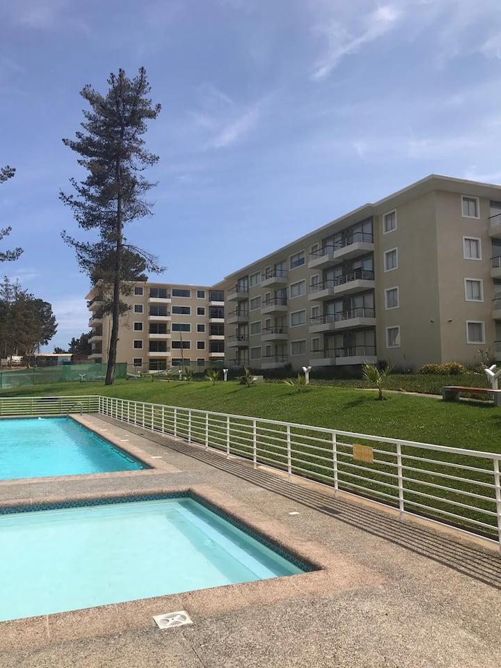 Condominio Parque Mar 2 El Tabo