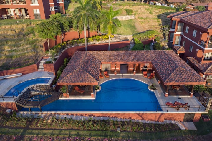 Ocean View Luxury Condo at Reserva Conchal A4