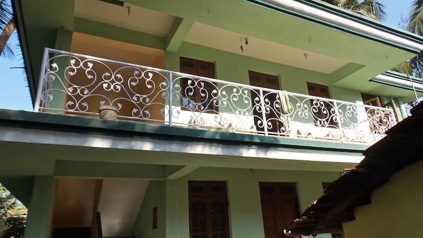 Olga Maria Inn Guest House - Mulgao - Dům