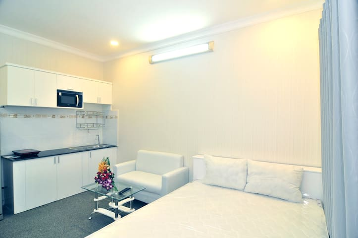 Nice Apartment,Near Sai Gon Center,fully furnished