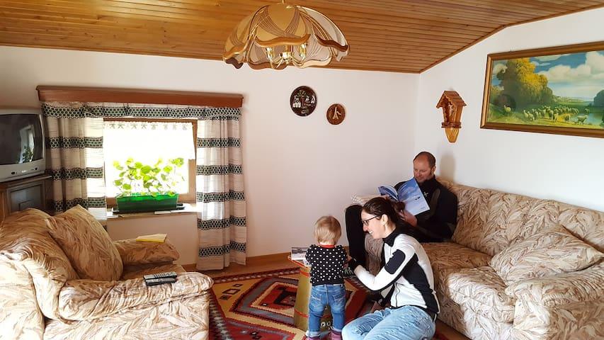 Appartamento Sass De Rocia - Davare - Apartament