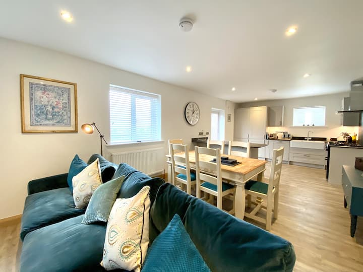 Stylish Apartment in Newquay at Ranelagh Court