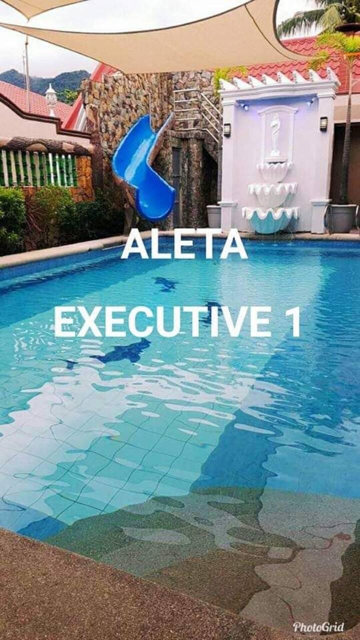 Villa Aleta Private Resort, Hot Spring Water