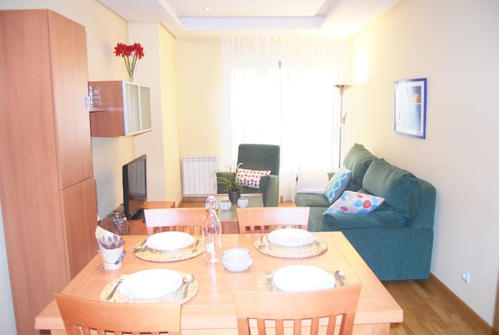 Spacious 1 Bedroom + 1 Bath Apartment