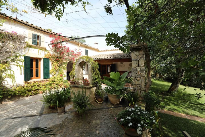 Baron - Cosy house in the center of the island - Sineu - House