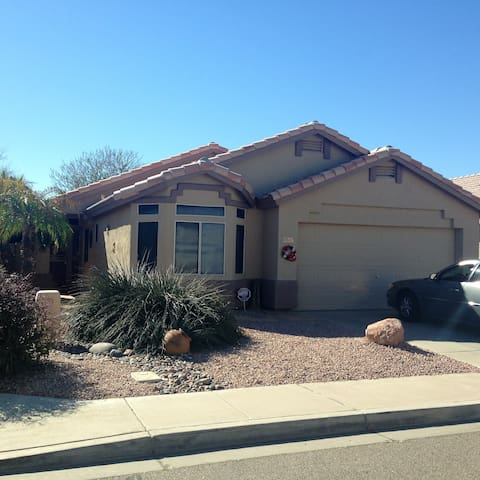 Visiting Phoenix? - Chandler - House