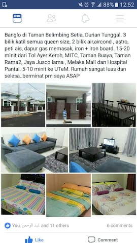 AF DURIAN TUNGGAL  HOMESTAY