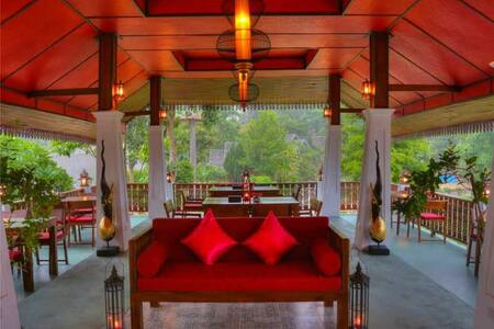 Deluxe Villa Twin/Double Bed Room - Pai