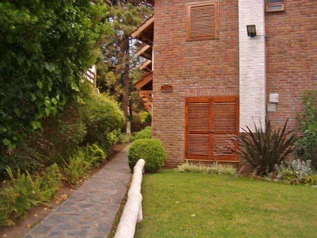Duplex con Jardín y Parrilla. Pinamar