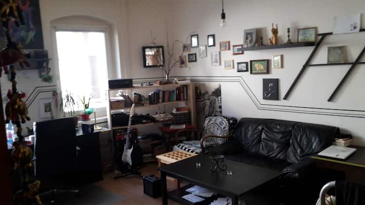 cosy apartment in trendy district Friedrichshain