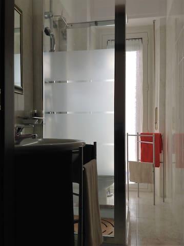 Bagno privato Camera Doppia