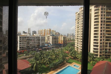 Private Room in The Bayview, Nerul - Navi Mumbai
