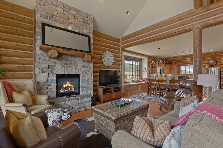 Rymell Cabin at Teton Springs Lodge