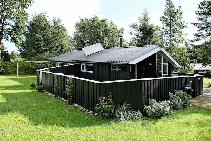 Maison de vacances pour 6 a Fjerritslev