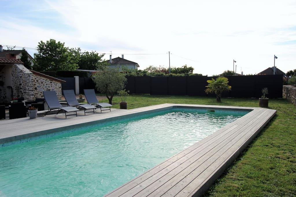 piscine 4x10m