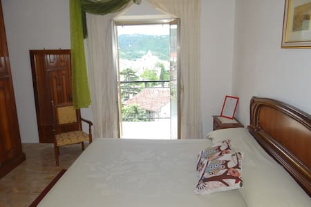 "B&B Casa La Letrica - Camera ""Gran Sasso"" - Lettomanoppello - Bed & Breakfast"
