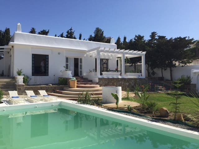 La Perle d'Achakar - villa avec piscine 4 chambres
