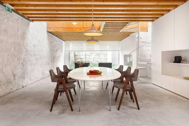OPO'attics - Loft #4 - Porto - Loft-asunto