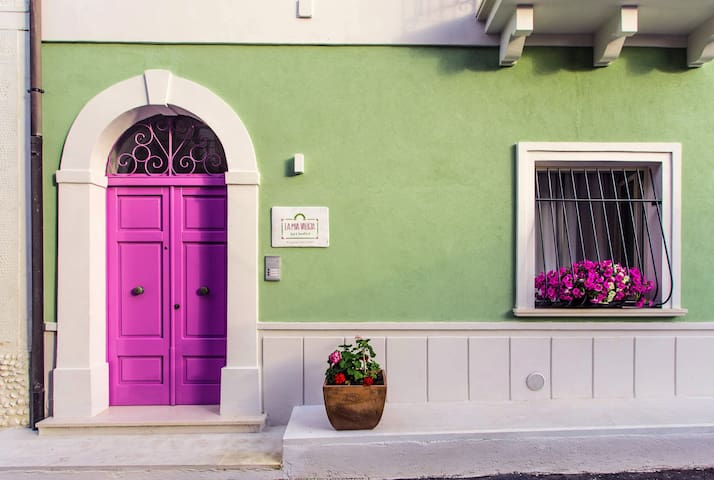 B&B La Mia Valigia - I Pensatori