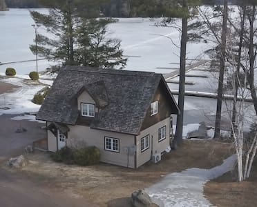 Lakefront Muskoka Cottage Amazing Lake&MarinaView