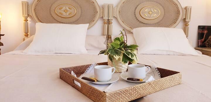 Avencas Beach & Garden - White Room