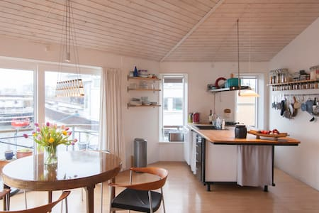Best place to stay for a romantic vacation in CPH - Copenhague - Barco
