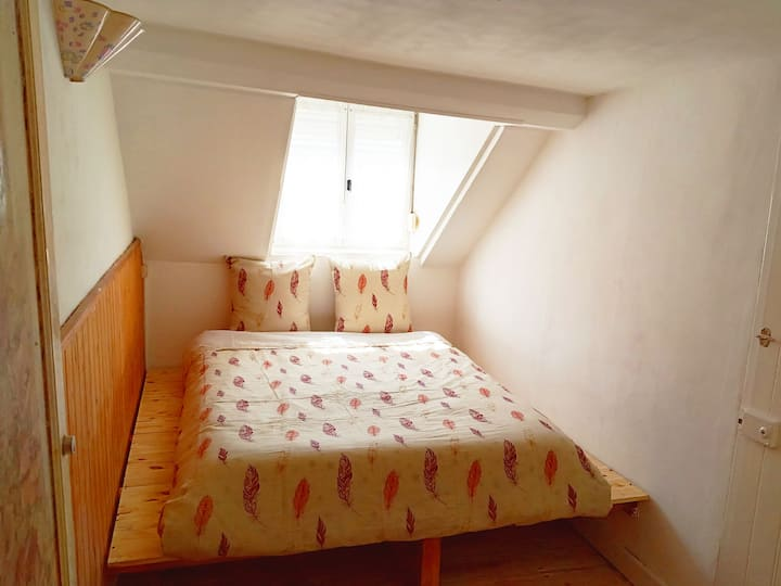 Chambre dans ma maison / Room in town house (B)