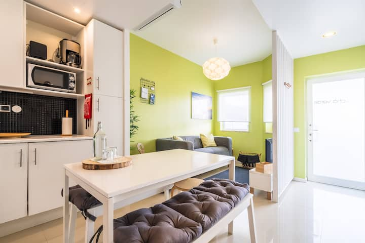 Casa Azul Sagres - Apartamento de 2 Quartos