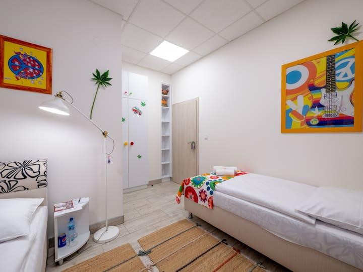 Apartmány STYLE - Izba Hippies