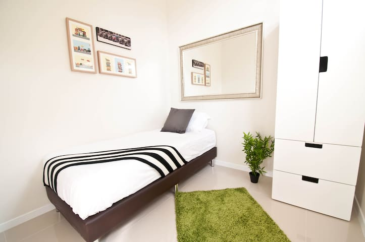 ★★Cosy City Centre Room with Single bed★