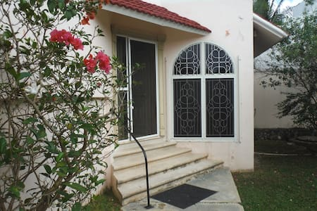 Home,  Island retreat. ground floor - San Miguel de Cozumel - House