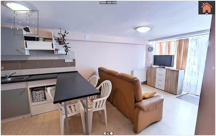 Guest-House in Zalakaros (Harti apartment)