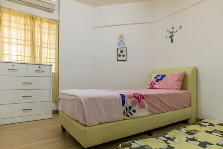 Newly Renovated Home | 4 mins to USM Penang - Gelugor