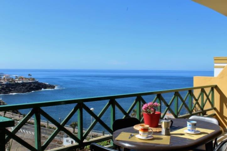 Appartamento Playa de la Arena-vista oceano - Santiago del Teide - Apartmen