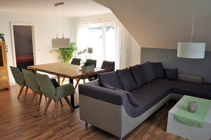 Moderne  Wohnung zwischen Wangen i.A. und Lindau/B