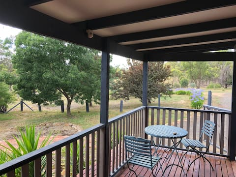 30 acre family home in Heathcote wine region