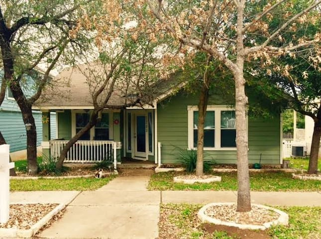 2 rooms in a cozy home close to Austin - ซีดาร์ พาร์ค