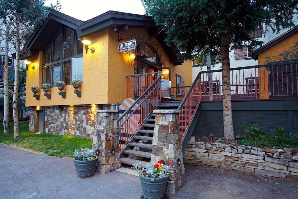Great location in the heart of Lionshead Village in Vail, CO