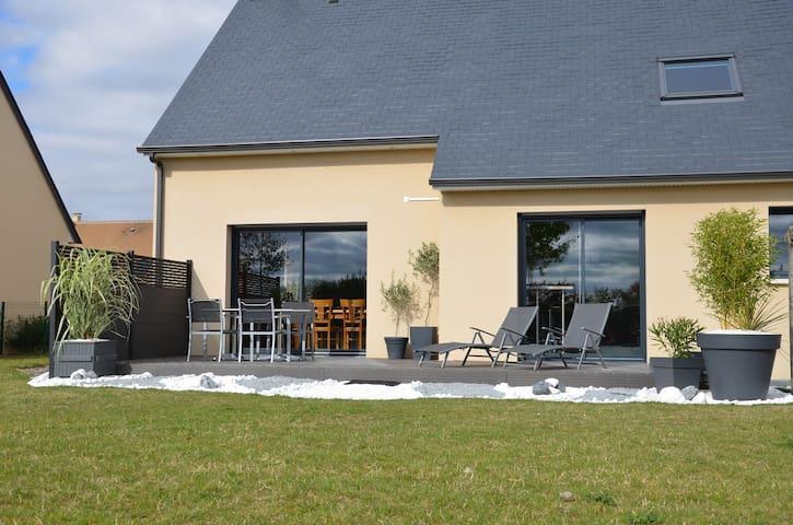 Maison 8/10 pers proche de Caen - Maltot - Hus