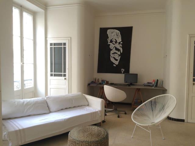 Bel et grand appart.lumineux Toulon Haute Ville - Toulon